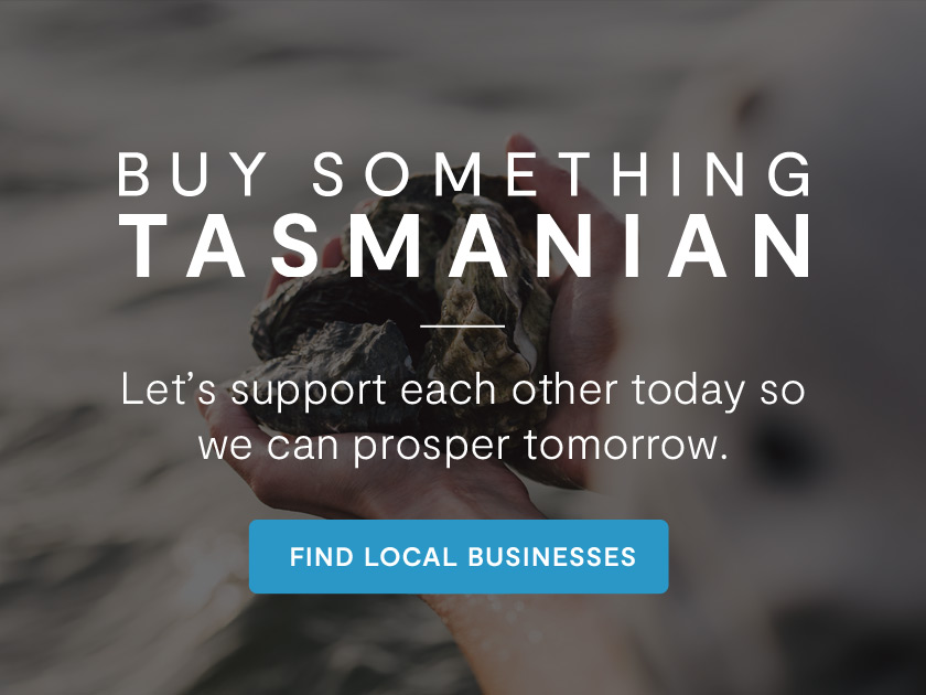 BUY SOMETHING TASMANIAN MREC