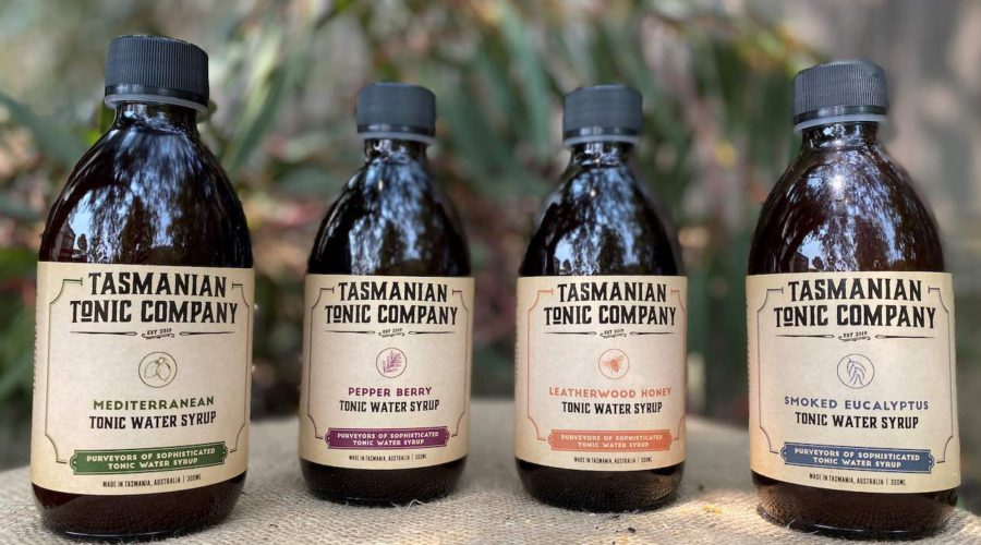 Andrew and Dina Gregson, The Tasmanian Tonic Company – Hobart